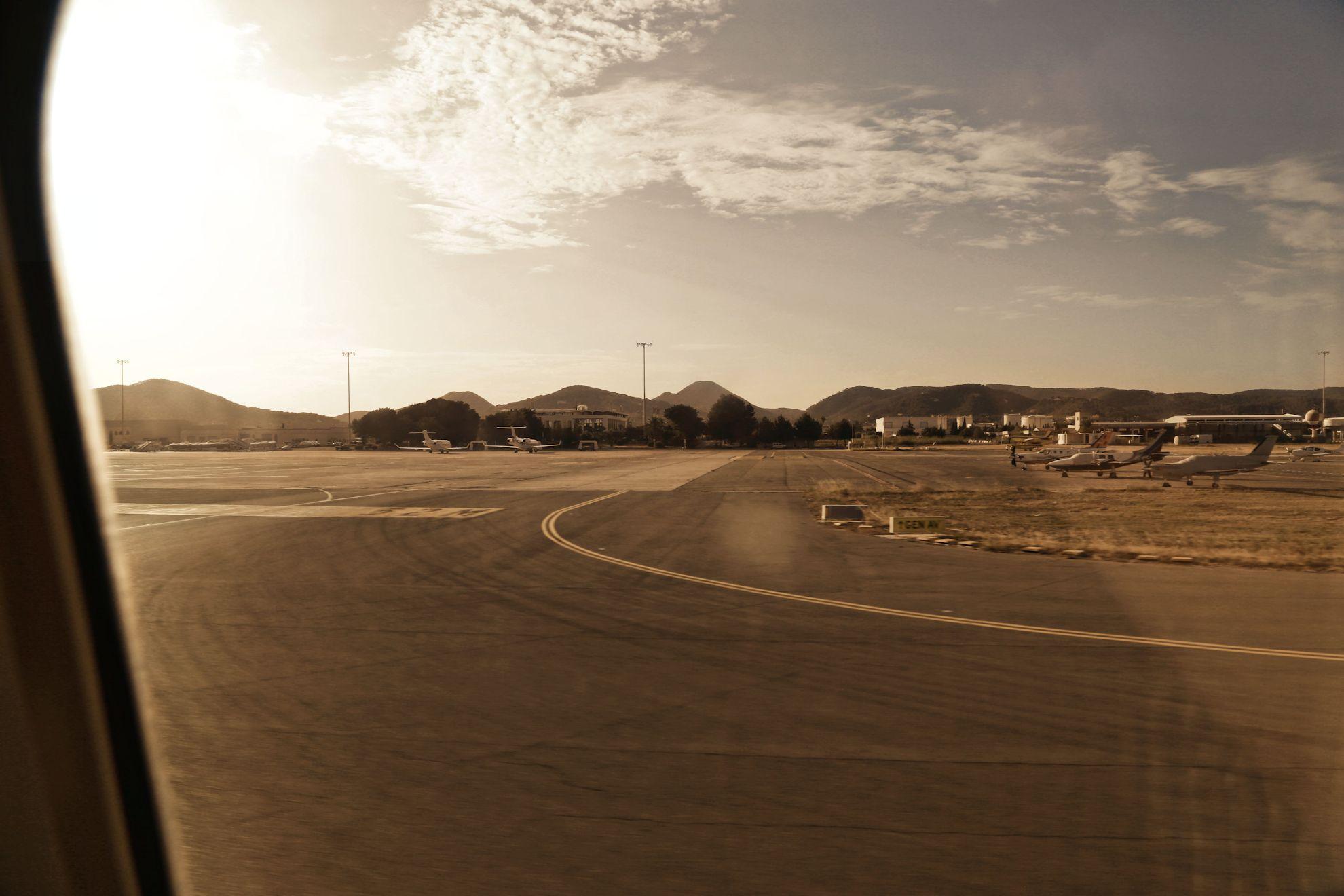 Airport-Ibiza
