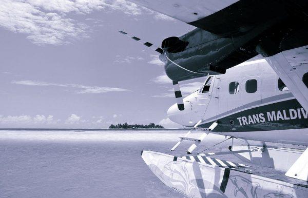 Mit dem Wasserflugzeug von Ibiza nach Formentera und Mallorca?